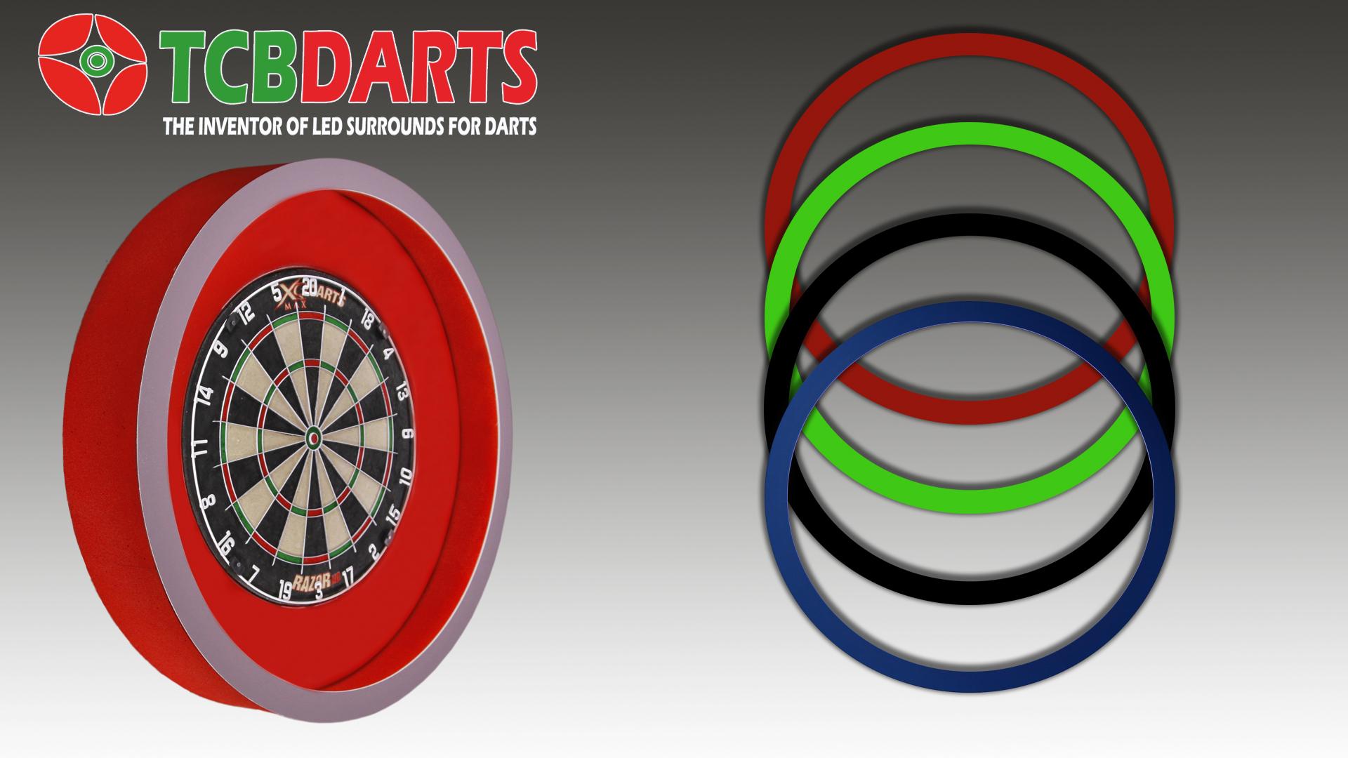 Led dartbordverlichting | led040.nl